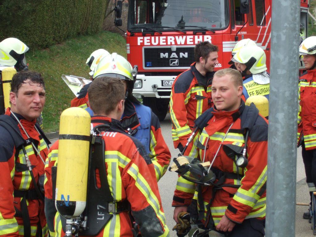 Brand Hafenhofen - 2016