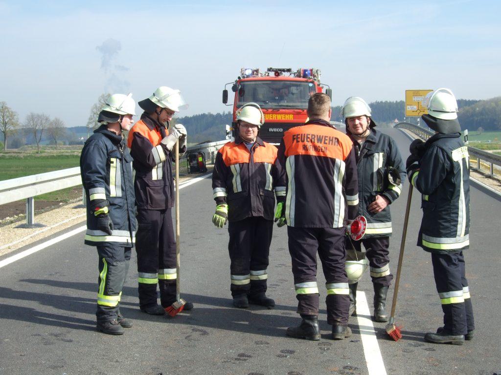 Unfall Umgehungsstraße - 2016
