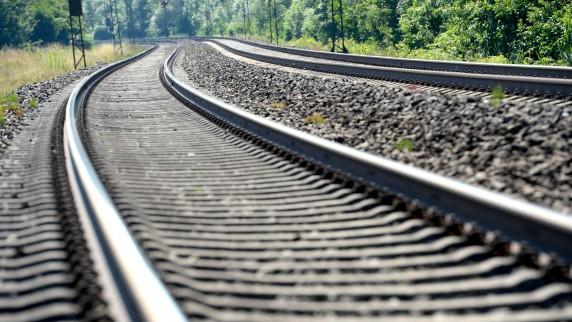 Polizei und Feuerwehr sind zu einem größeren Einsatz gerufen worden. Denn auf den Gleisen liefen Personen umher, als sich ein Zug näherte.