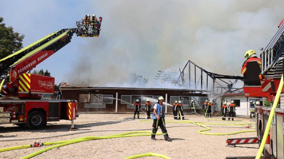 Brand Jettingen